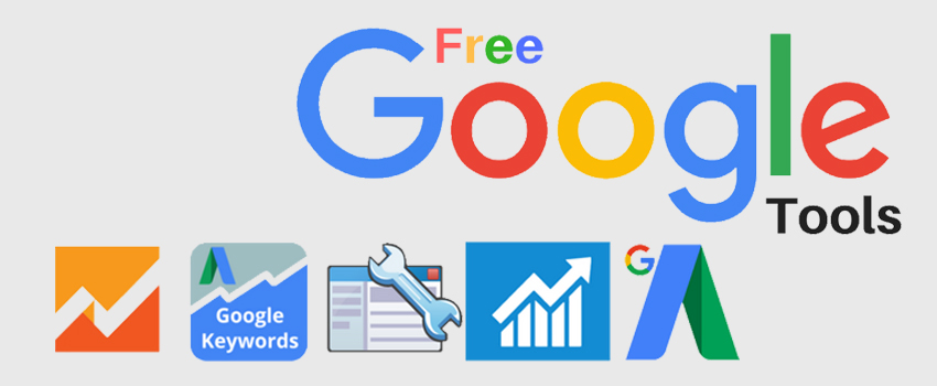 Free Google Tools everyone should Know About